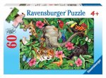 Tropical Friends 60 PC Puzzle