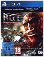 AoT - Wings of Freedom (based on Attack on Titan), 1 PS4-Blu-Ray Disc