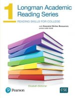Longman Academic Reading Series 1 Sb with Online Resources