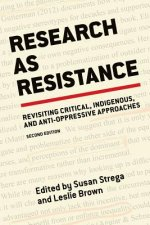 Research as Resistance