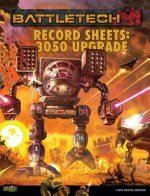 Battletech Record Sheets: 3050