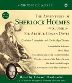 The Adventures of Sherlock Holmes, Volume 3