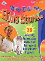 Kids-Tell-'em Bible Stories