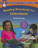 Teaching the Common Core: Reading Standards for Literature Grade 1