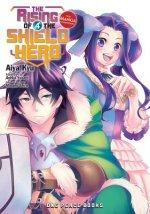 Rising Of The Shield Hero Volume 04: The Manga Companion