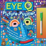 Eye Q Picture Puzzler [With Dry-Erase Marker]