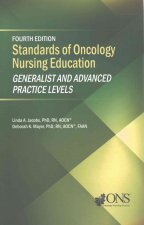 Standards of Oncology Nursing Education: Generalist and Advanced Practice Levels