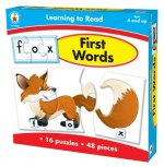 Learning to Read: First Words