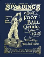 Spalding's Official Football Guide for 1910