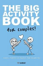 The Big Activity Book For Couples