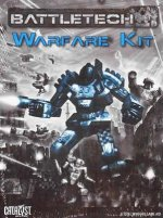 Battletech Warfare Kit: A Battletech Game Aid [With 5 Cards]