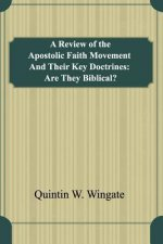 A Review of the Apostolic Faith Movement and Their Key Doctrines: Are They Biblical?