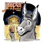 Jasper the Little Christmas Donkey