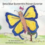 Bella-Blue Butterfly's Purple Surprise