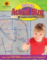 Actual Size-Science: Easily Create Full-Scale Drawings Right on Your Playground!