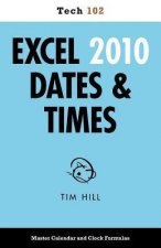 Excel 2010 Dates & Times (Tech 102)