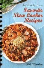 Favorite Slow Cooker Recipes