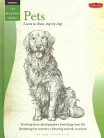Pets: Learn to Draw Step by Step