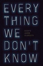 Everything We Don't Know: Essays