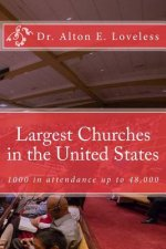Largest Churches in the United States: Protestant Churches 1000 and Above.