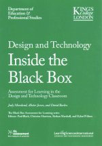Design and Technology Inside the Black Box: Assessment for Learning in the Design and Technology Classroom