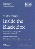 Mathematics Inside the Black Box: Assessment for Learning in the Mathematics Classroom