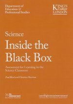 Science Inside the Black Box: Assessment for Learning in the Science Classroom