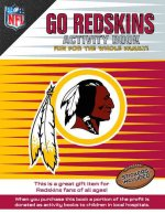 Go Redskins Activity Book