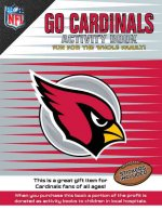 Go Cardinals Activity Book