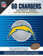 Go Chargers Activity Book