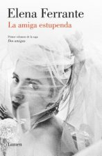 La Amiga Estupenda (DOS Amigas 1)/ My Brilliant Friend: Neapolitan Novels, Book One