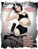 Lsh Magazine: Issue # 4 Cypress Bates Cover