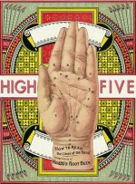 High Five Greeting Cards, Pkg of 6: Greeting: High Five (Blank Inside)