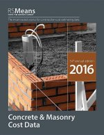 RSMeans Concrete and Masonry Cost Data