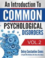 An Introduction To Common Psychological Disorders