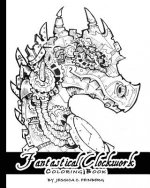 Fantastical Clockwork Coloring Book