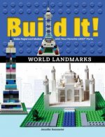 Build It! World Landmarks: Make Supercool Models from Your Favorite Lego Parts