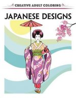 Creative Escapes Coloring: Japanese Designs