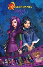 Disney Descendants Wicked World Wish Granted Cinestory Comic, Volume 1