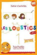 Les Loustics 1. Cahier d'activités