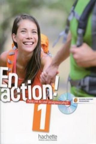 En Action! 1 Podrecznik z plyta CD