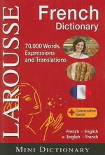 Larousse French Mini Dictionary: French-English/English-French