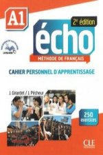 Echo A1 Workbook & Audio CD