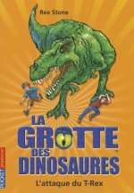 Grotte Dinosaures N01 Attaque