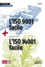 L'ISO 9001 facile + L'ISO 14001 facile RECUEIL COLLECTION 1+1