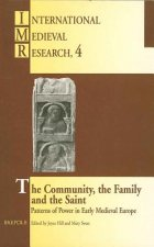 The Community, the Family and the Saint: Patterns of Power in Early Medieval Europe