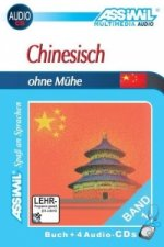 Assimil. Chinesisch ohne Mühe 1. Multimedia-Classic. Lehrbuch und 4 Audio-CDs