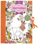 Marvelous: Coloring Book
