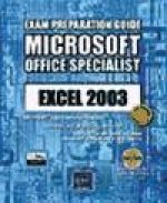 MOUS Excel 2003 Expert Book/CD Package