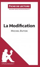 La Modification de Michel Butor (Fiche de lecture)
